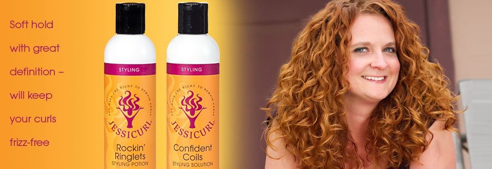 Jessicurl Hair Products