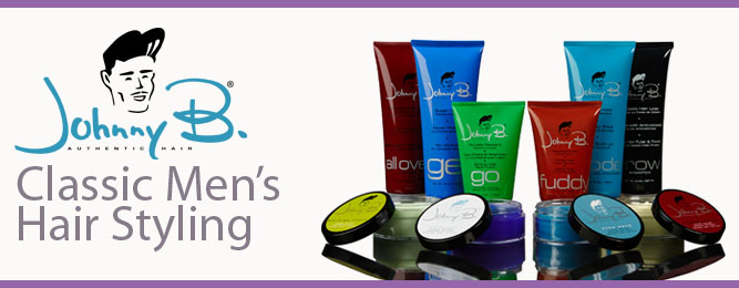 Johnny B Hair Products