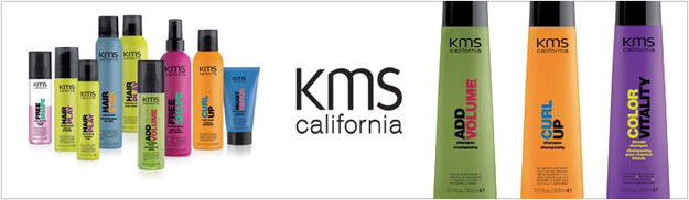 KMS CALIFORNIA Hair Products