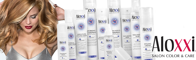 Aloxxi Hair Products