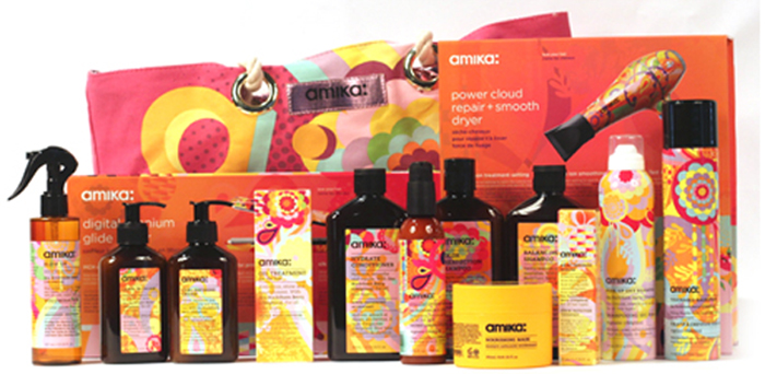 Amika Hair Products