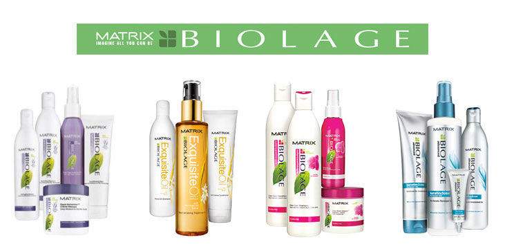 Biolage Hair Care Products