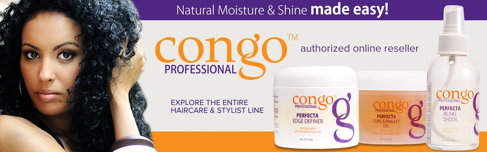 Congo Hair Care Products
