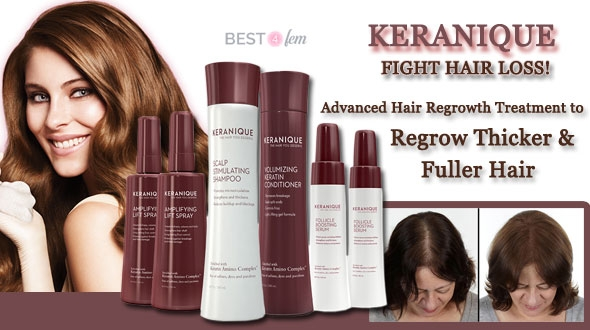 Keranique Hair Regrowth Treatment