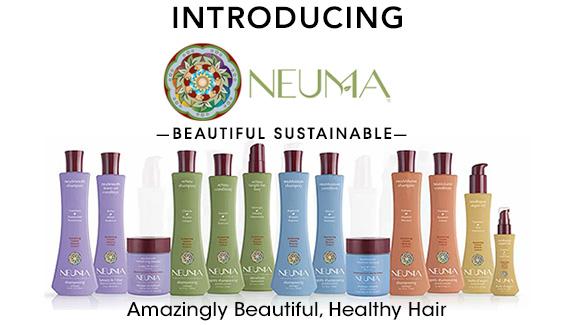 Neuma Organic Hair Products