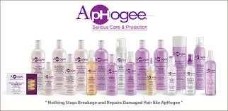 Aphogee Hair Products