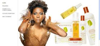 Syntonics Hair Products