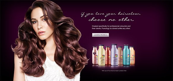 Pureology Hair Products